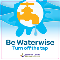 SDRC_Be Waterwise_Turn off the tap