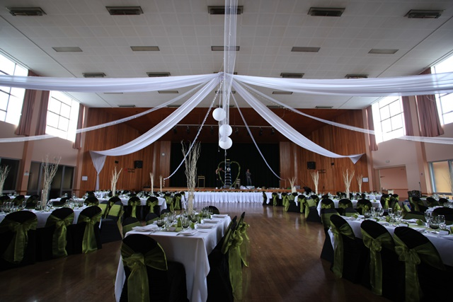 Stanthorpe Civic Centre - wedding