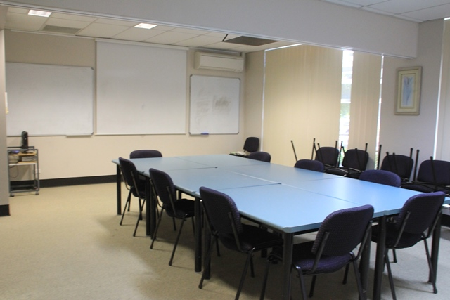 Warwick Library Meeting room