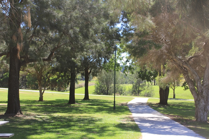 Dalrymple Creek Park - Allora