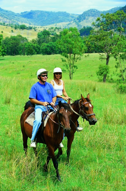 Horse Riding in Southern Downs