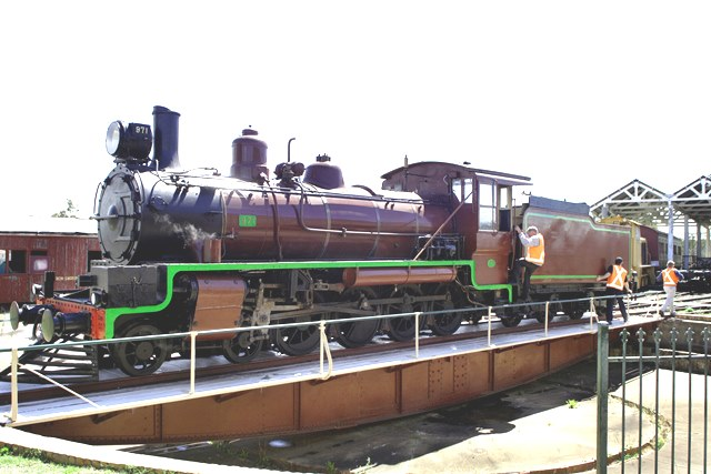 Warwick Steam Train - Southern Downs Regional Council