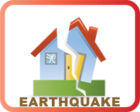 Earthquake button web