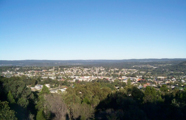 Mt Marlay Lookout Park